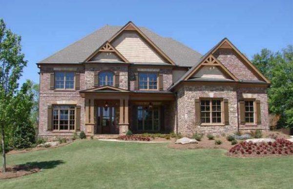 Cascade Run Suwanee GA Estate Home